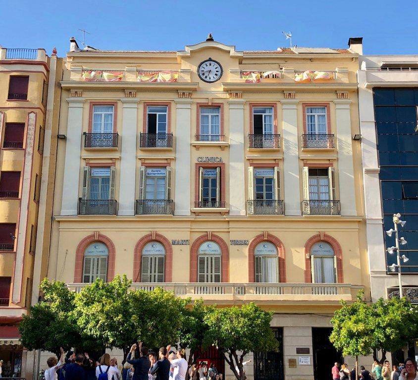 Plaza Constitución 9