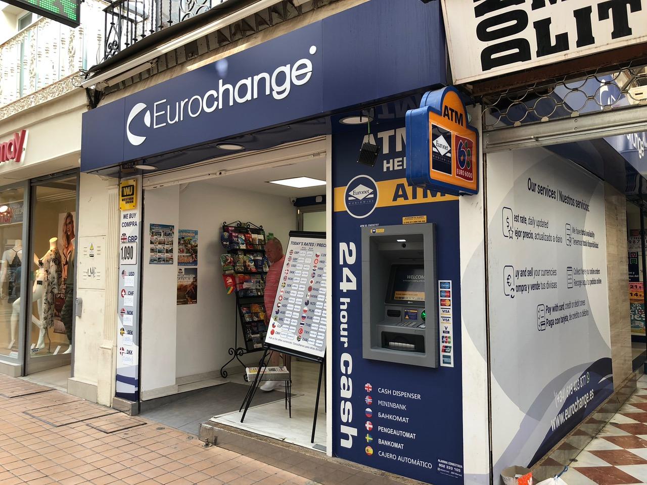 Eurobienes Eurochange