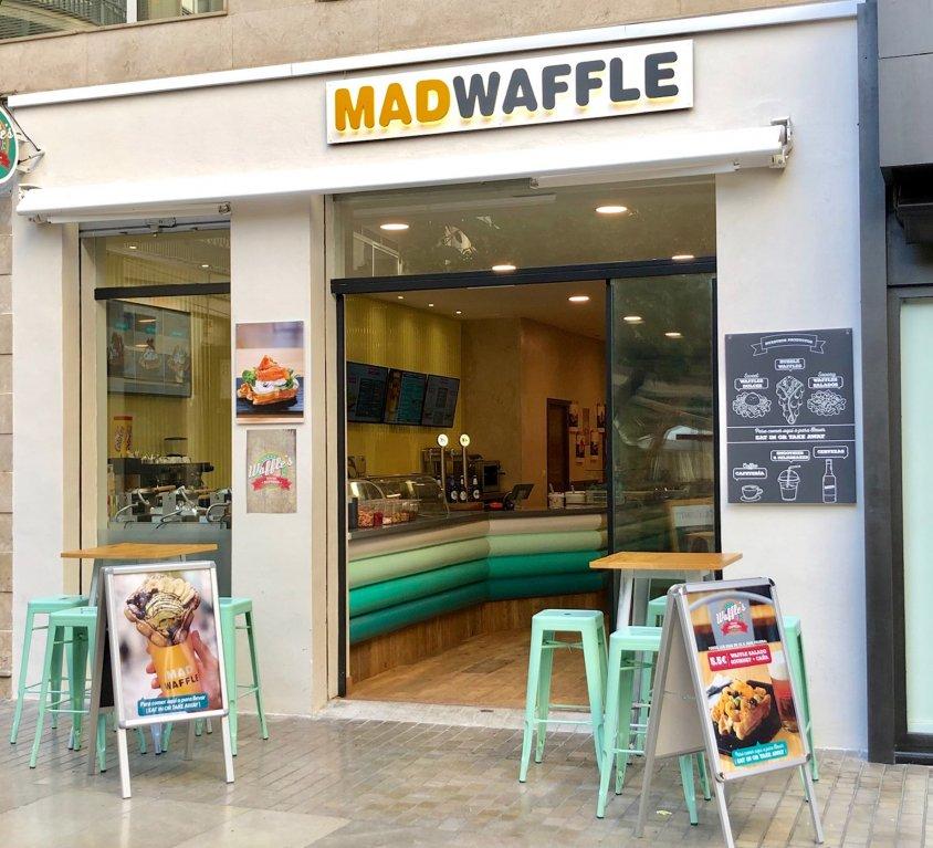 Mad Waffle