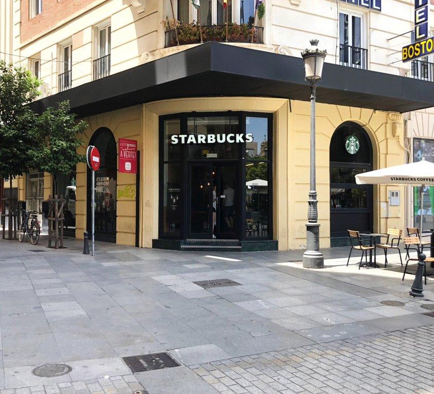 Starbucks Córdoba