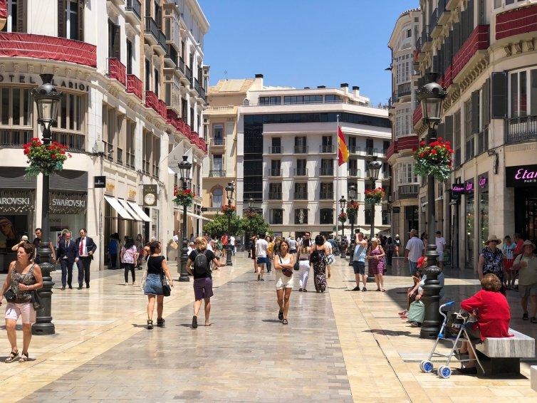 Local alquiler calle Larios