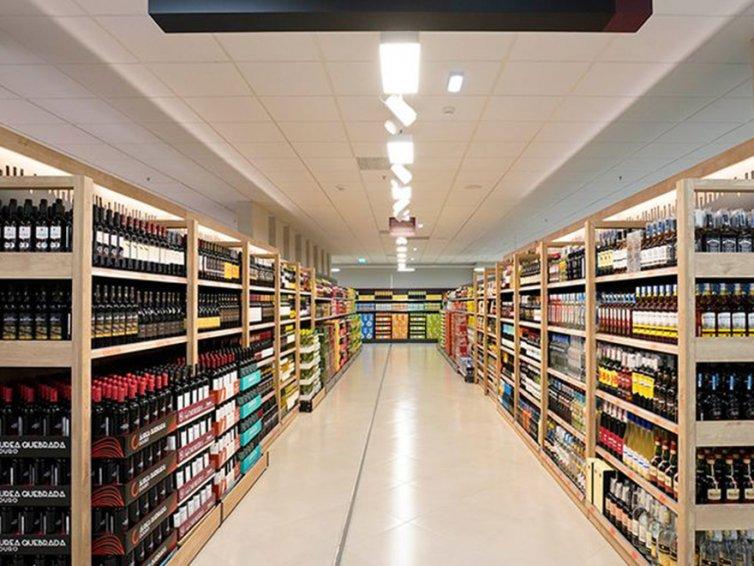 Supermercado en venta